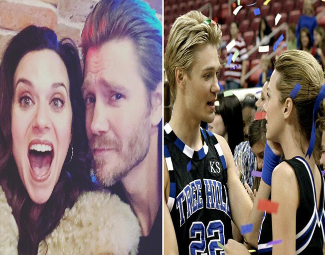"The ""One Tree Hill"" Cast Just Reunited This Weekend And I'm So Emotional"