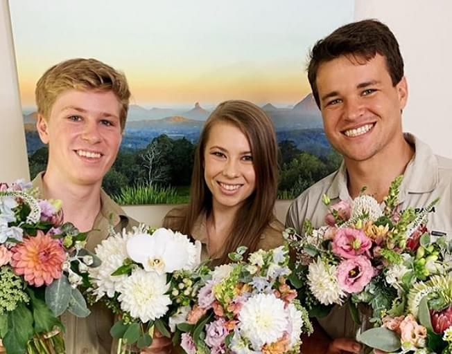 Bindi Irwin Ties the Knot Hours Before Australia's Restrictions are Enforced