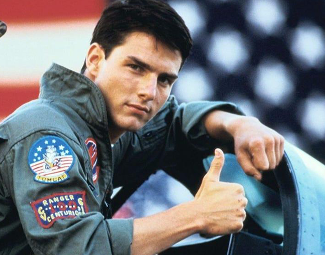 No, Tom Cruise, You May Not Fly A Navy Fighter Jet