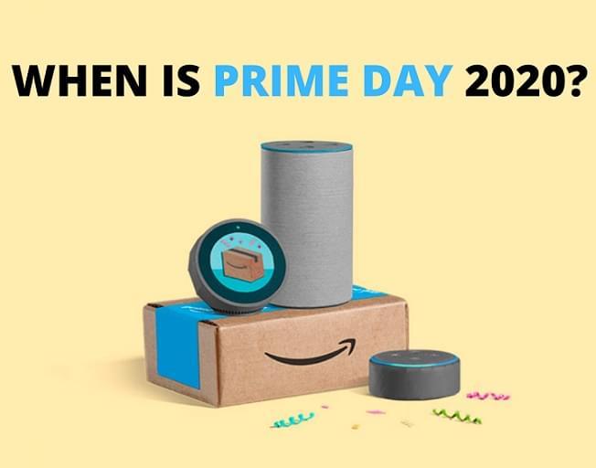 Amazon Moving Prime Day?