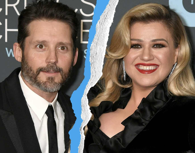 Kelly Clarkson's Ex Brandon Blackstock Wants $436K a Month in Spousal and Child Support