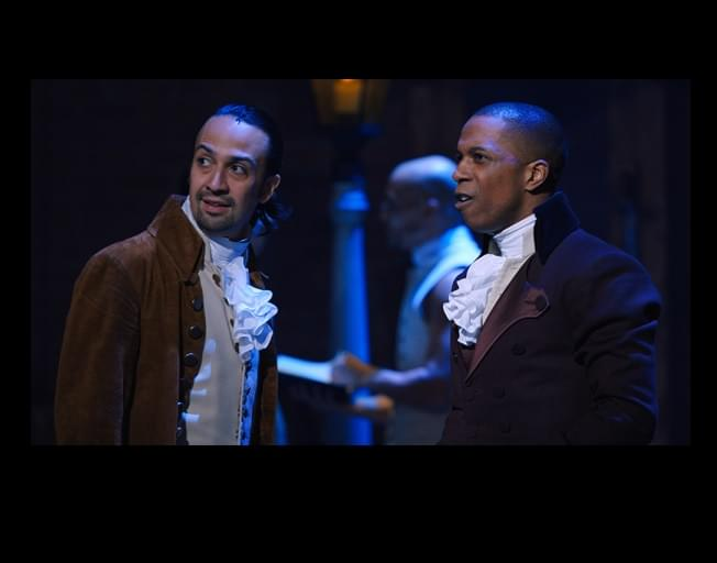 We Have Our First HAMILTON Movie Trailer