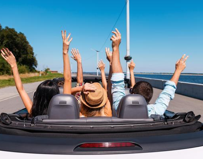 AAA Says Road Trips Will Rule The Summer
