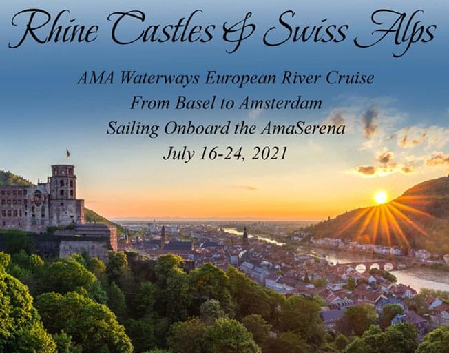 Direct Travel European Rhine River Cruise