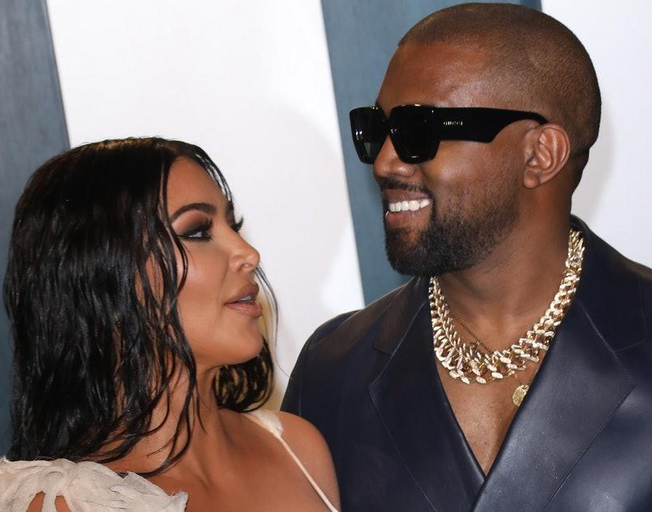 Kim Kardashian West Reportedly 'At The End Of Her Rope' With Kanye
