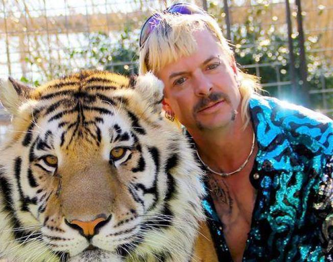 Tiger King's Team Readies Limo On Expectation Of Trump Pardon