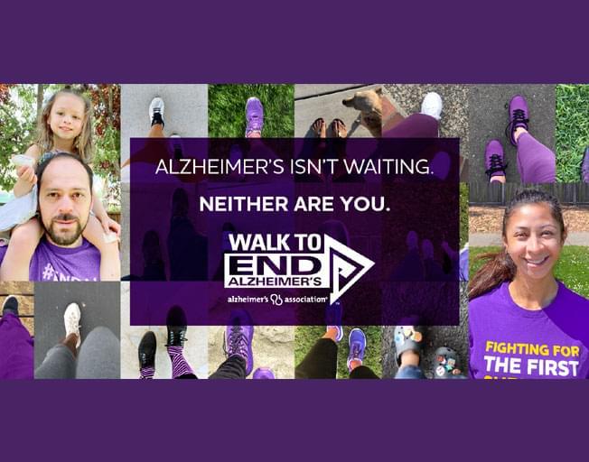 Walk to End Alzheimer's 2020