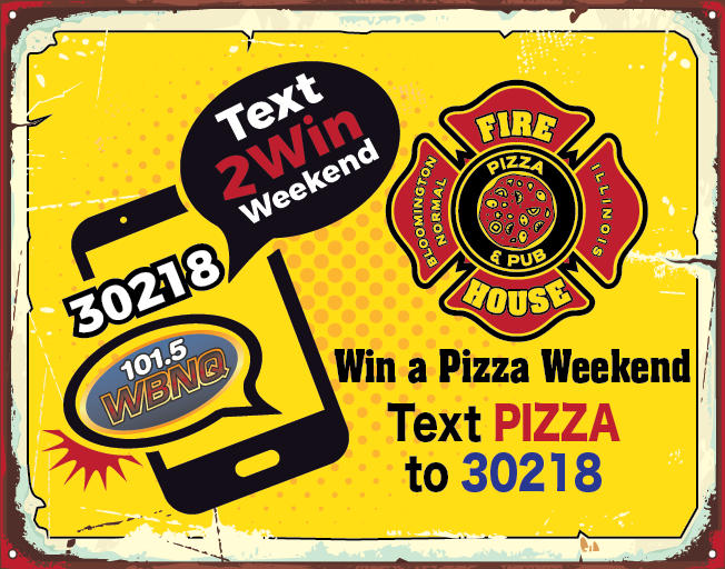Text To Win Weekend: Win A $50 Gift Certificate To Firehouse Pizza