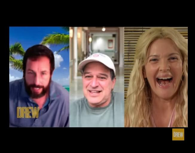 A 2020 Update Of '50 First Dates' Reboot From 'The Drew Barrymore Show'