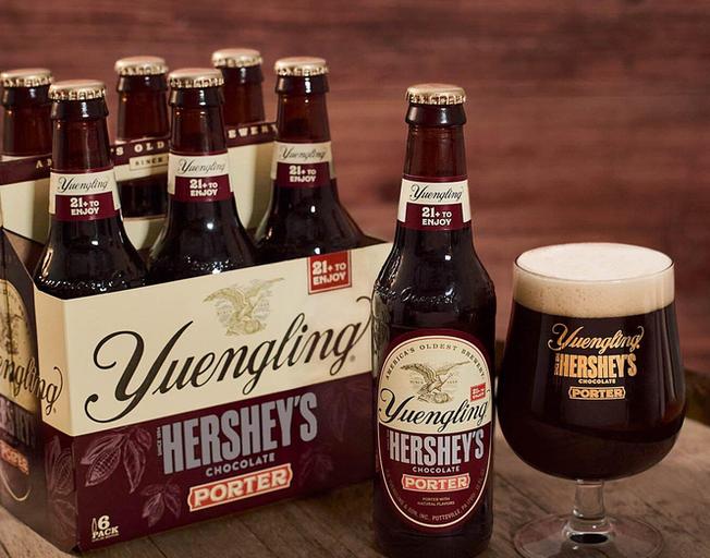 Hershey's Chocolate Beer Is Coming Soon