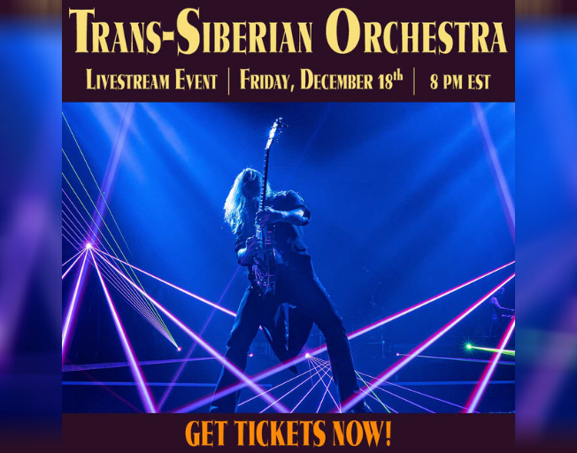 Win Trans-Siberian Orchestra Tickets with The Susan Show