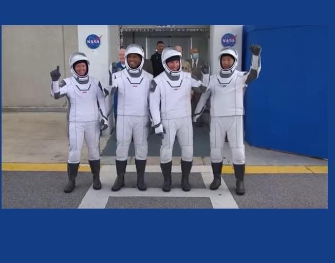 SpaceX Sends 4 Astronauts Into History [VIDEO]