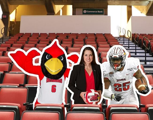 Become a Cardboard Cut Out for ISU Games!