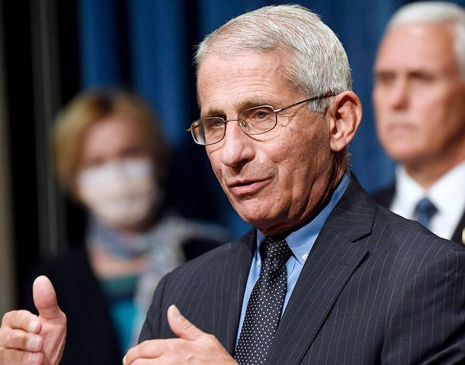 Fauci: Don't Worry That Vaccine Was 'Rushed'
