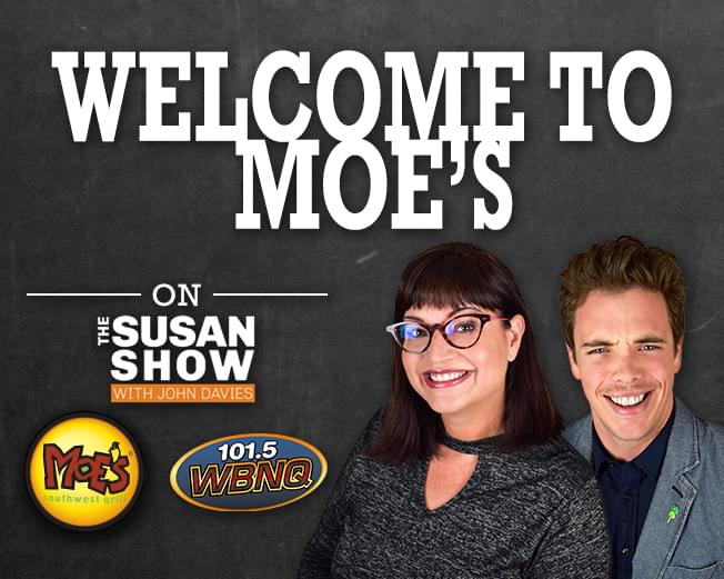 Welcome to Moe's Giveaway