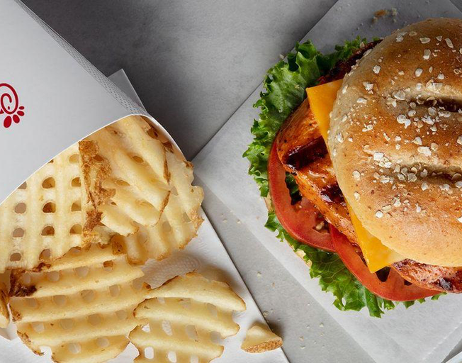 Chick-fil-A Grilled Spicy Chicken Deluxe Sandwich Goes Nationwide