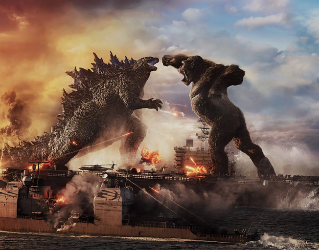 Epic 'Godzilla vs Kong' Trailer Released [WATCH]