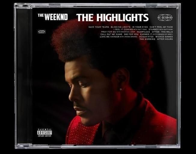 """The Weeknd Drops a """"Best Of"""" Album"""