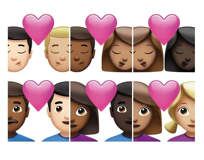 Emoji And Memoji Updates From APPLE