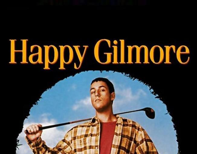 Adam Sandler Celebrates 'Happy Gilmore's 25 Year Anniversary