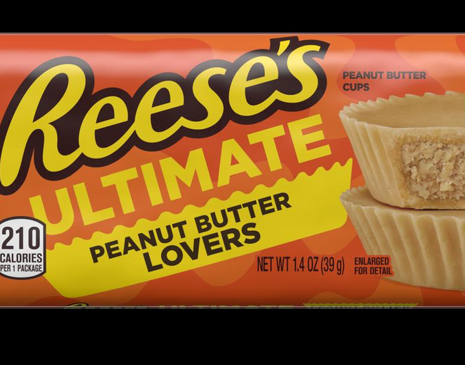 Reese's Is Rolling Out A New Candy With Peanut Butter Cups AND Peanut Butter Filling