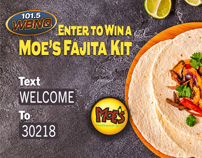 Text To Win Weekend With Moe's Southwest Grill