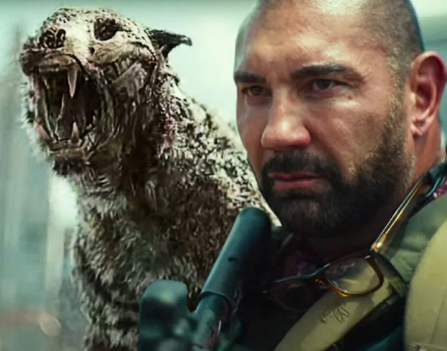 """The Internet is Going Crazy for Zack Snyder's New """"Zombie Tiger"""""""