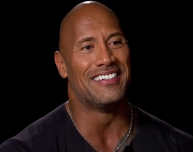 Dwayne The Rock Johnson Says He Will Run For President If That's What The People Want