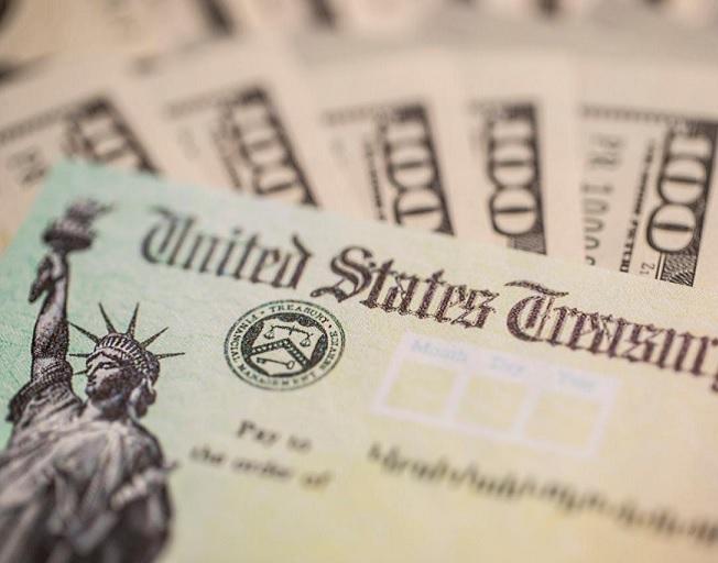 IRS Sending Out 'Plus-Up' Stimulus Checks