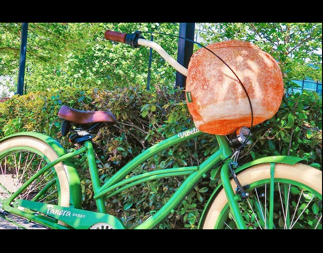 I Want This Bread Bowl Basket Even If I Don't Win The Bike
