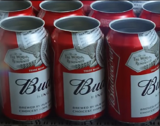 """Budweiser Offering A Free """"Round Of Beer"""" If You've Been Vaccinated"""