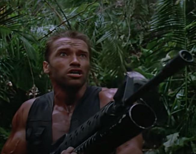 "Arnold Schwarzenegger Tells NASA ""Get To the Choppa!"" Ahead of Mars Helicopter Flight"