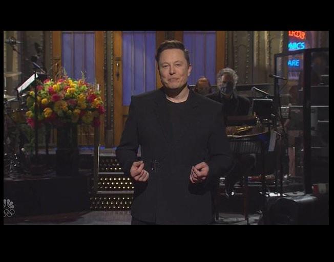 Elon Musk Announced He Has AS While Hosting SNL