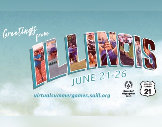 Special Olympics Illinois Virtual Summer Games 2021