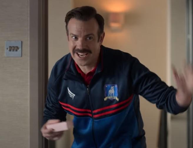 New Ted Lasso Season Two Trailer