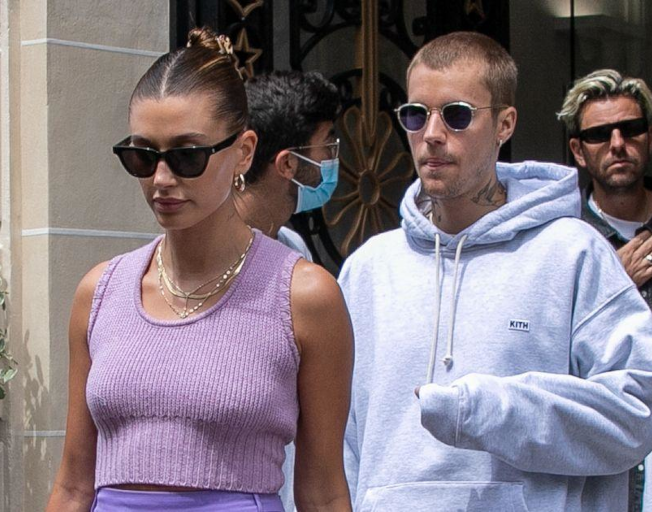 Justin Bieber Looks Dramatically Different As He Goes Shopping With Wife Hailey