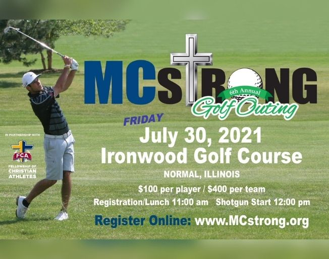MCstrong Golf Outing 2021