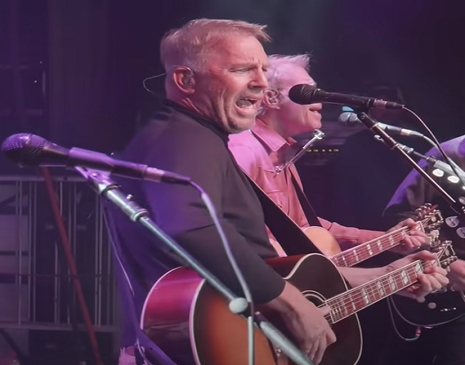 Kevin Costner and His Band Are Coming to Decatur To Support Their 'Yellowstone' Album
