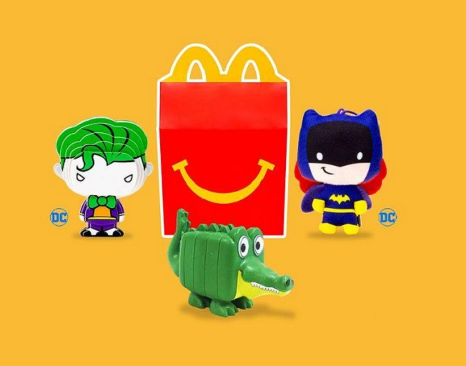McDonald's Pledges To Offer More Sustainable Toys
