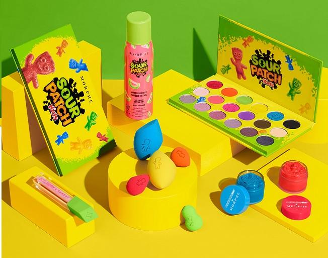 Sour Patch Kids Has a Makeup Line