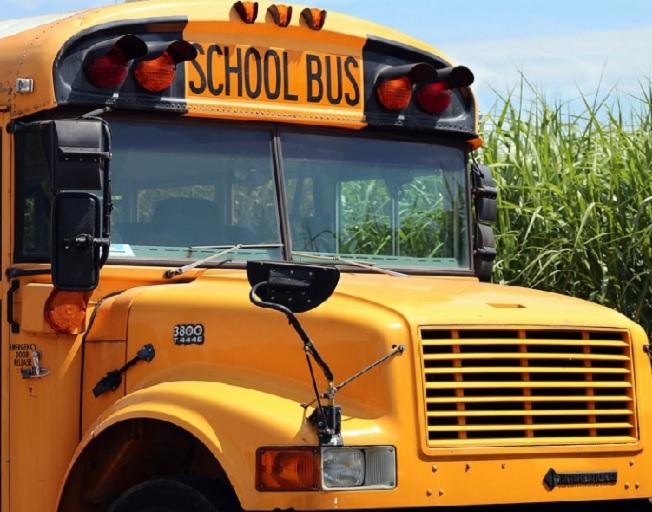 Boston High School Students Get Ride On Party Bus Due To School Bus Shortage