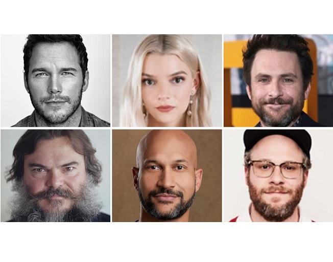 'Super Mario Bros' Movie Cast Revealed