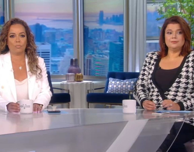 'The View' Hosts Pulled Off Set Mid-Show After Testing Positive For COVID-19