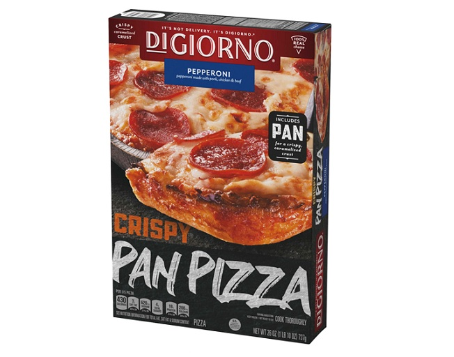 DiGiorno Pepperoni Pizza Is Being Recalled Due To Undeclared Allergens
