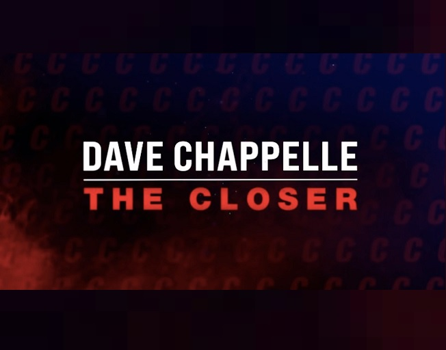 Trailer for New Dave Chappelle Netflix Special: The Closer