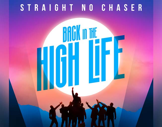 Win STRAIGHT NO CHASER Tickets On THE SUSAN SHOW