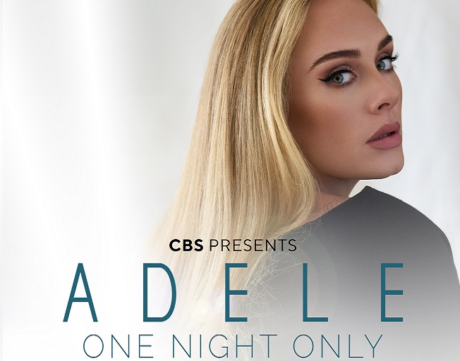 Adele 'One Night Only' TV Special