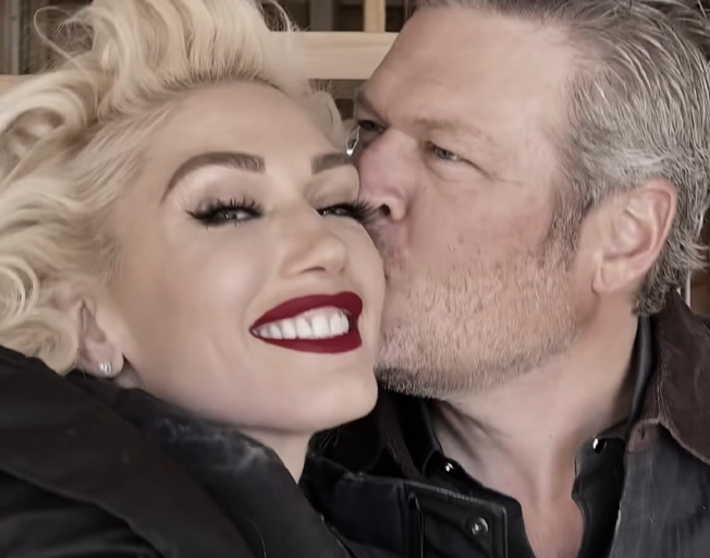Gwen Stefani Shares Her Emotional Never-Before-Seen Reaction to Blake Shelton's Proposal One Year Later