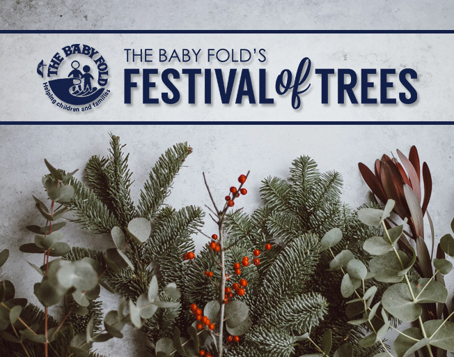 The Baby Fold's Festival of Trees