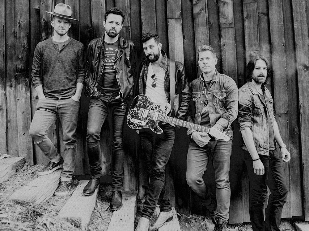 "Old Dominion Premieres ""Song for Another Time"" Video"